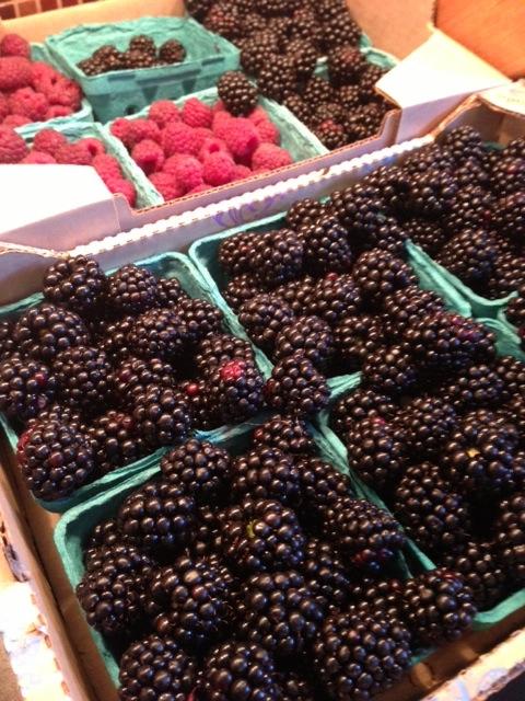 Ballard Market Berries